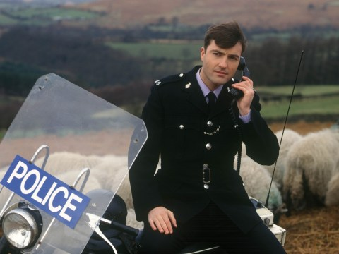 ITV's police drama Heartbeat is coming back but as a touring theatre show