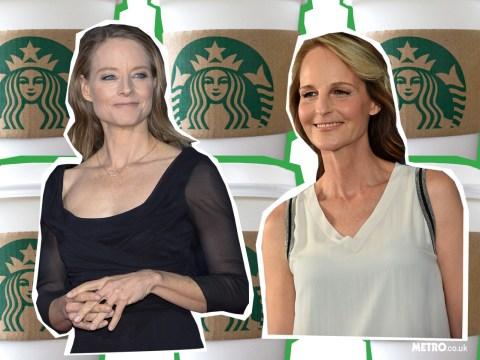 Helen Hunt ordered a Starbucks, got mistaken for Jodie Foster
