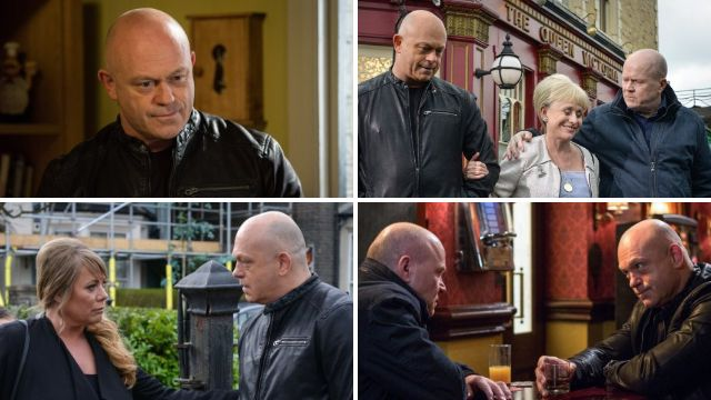 EastEnders spoilers: 16 pictures of Grant Mitchell's Walford return, because why not?