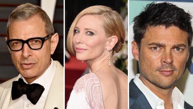 Jeff Goldblum, Cate Blanchett and Karl Urban all join Thor: Ragnarok (Pictures: Getty)