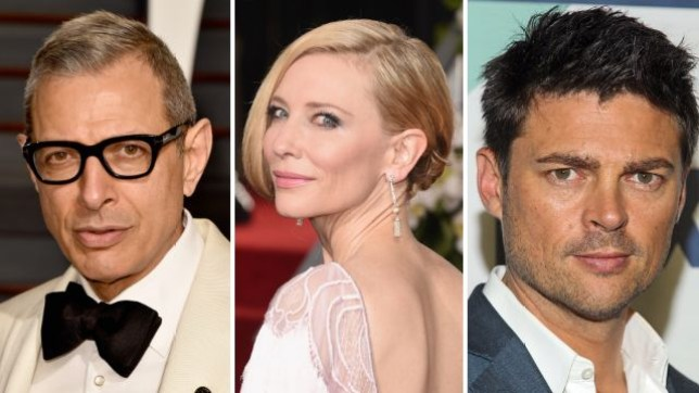 Jeff Goldblum, Cate Blanchett and Karl Urban all join Thor: Ragnarok (Pictures: Getty)