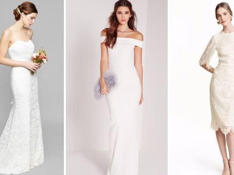27 stunning wedding dresses for under £250