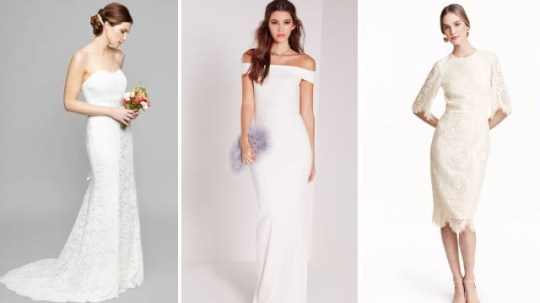 740253fcd The best day of your life is approaching but trying to find the dress of  your dreams on a budget is a daunting thought.