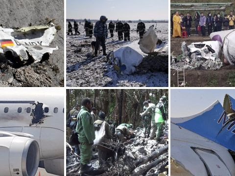 EgyptAir MS804: Here are the major airline disasters in recent history