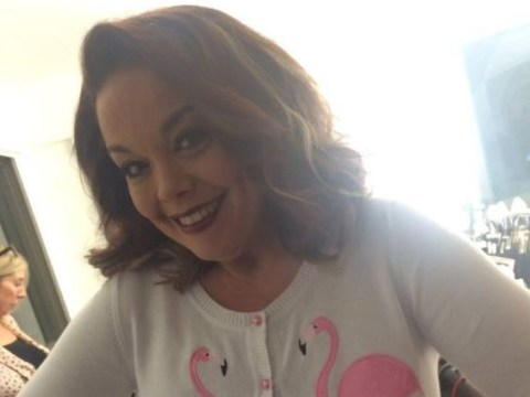 Lisa Riley slams claims she had a gastric bypass to shed 7 stone