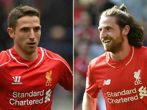 Liverpool star Joe Allen vows to cut off hair and beard if he scores in Europa League final