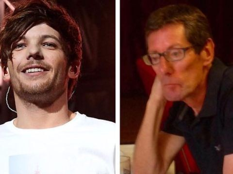 Louis Tomlinson appeals for help to find missing grandfather