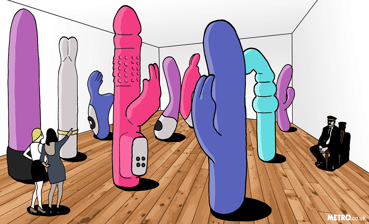 Can A Dildo Help You Find Your Inner Orgasm?