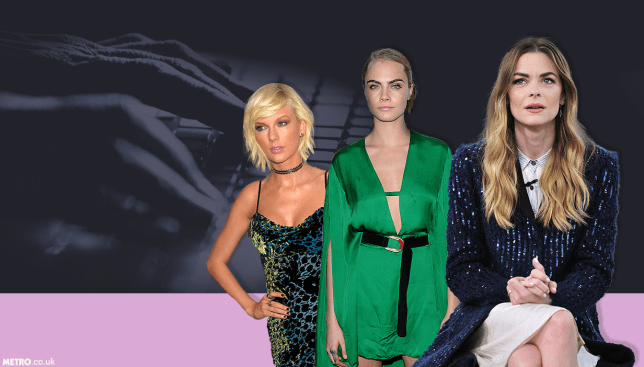 Taylor Swift and model friends received death threats pictures: REX Features - Credit: MylesGoode