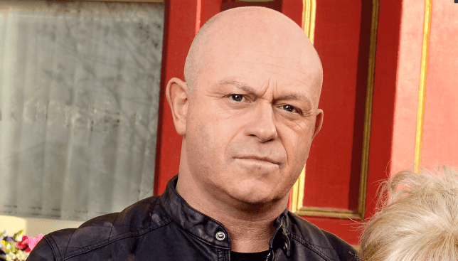 From Phil Mitchell to Ian Beale: Here's what these iconic EE stars looked like on their first day compared to now Ross Kemp - Grant Mitchell (2016) Picture: BBC/Kieron McCarron