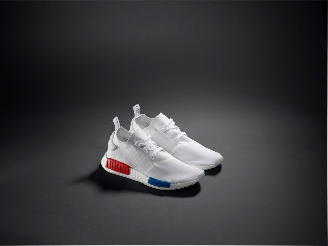 """9bfa655f3 New Adidas trainers NMD R1 Primeknit """"OG"""" White Release Date"""