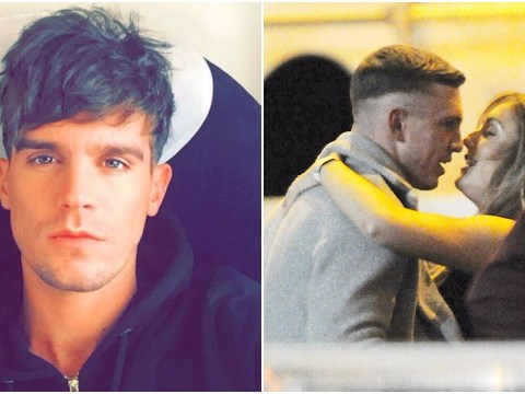 Gaz Beadle 'discovers Charlotte Crosby was texting an old flame when he arrived for Ex On The Beach'