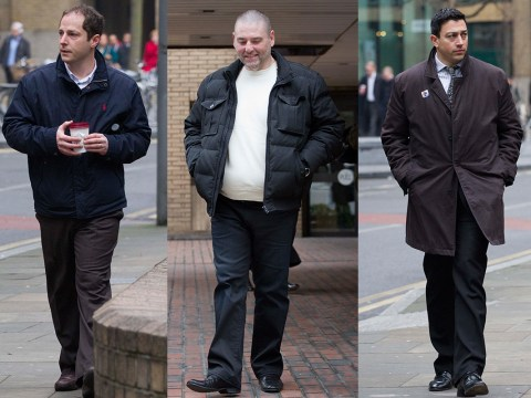Three Ponzi fraudsters fleeced investors out of £79.5million