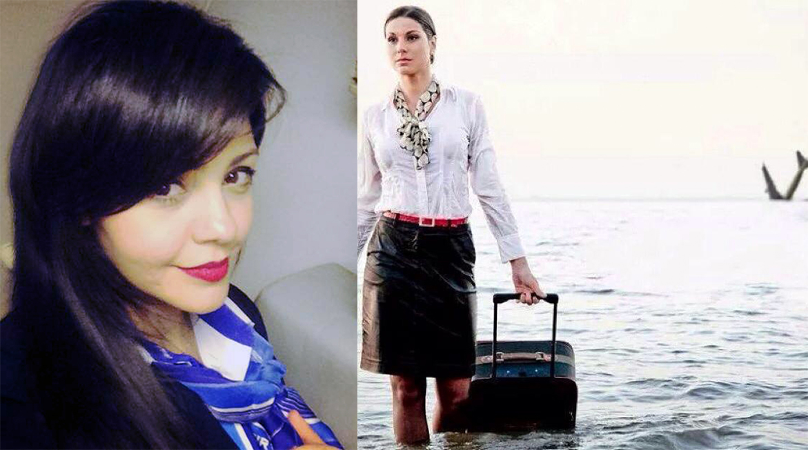EgyptAir cabin crew posted picture of plane crashing on Facebook year before tragic flight MS804