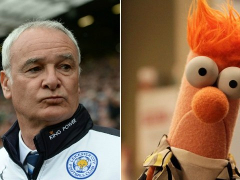 Leicester City's Claudio Ranieri responded to a Chelsea fan letter asking who his favourite Muppet was