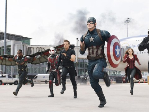 Captain America: Civil War has an amazing Arrested Development Easter egg
