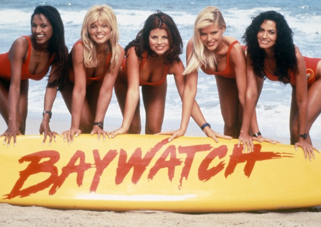 Baywatch stars confess to 'raunchy trailer sex' while filming classic TV show