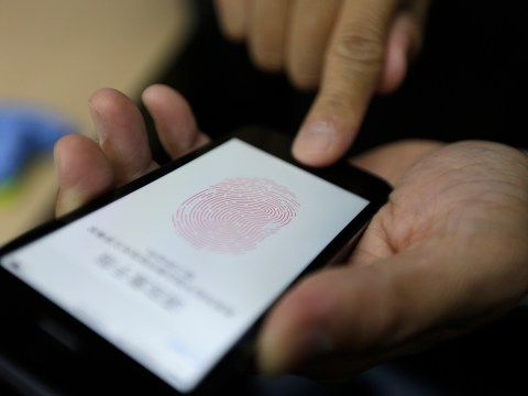 Don't enable your iPhone's Touch ID fingerprint feature if you're hiding something
