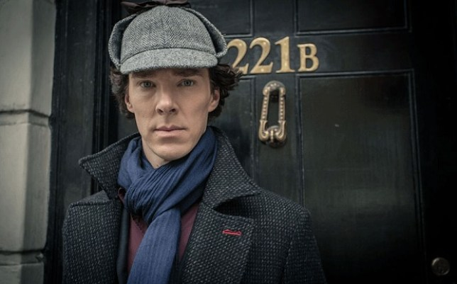 Benedict Cumberbatch wasn't considered hot enough for the part (Picture: BBC)