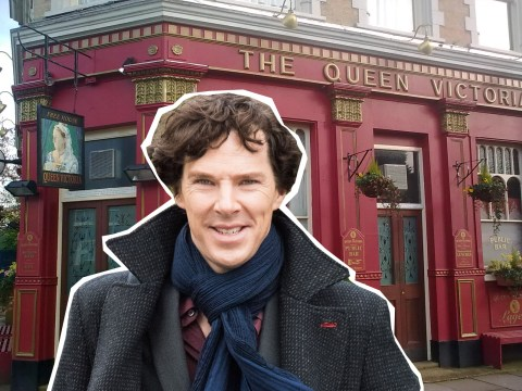 Wait, what? Benedict Cumberbatch for EastEnders role?