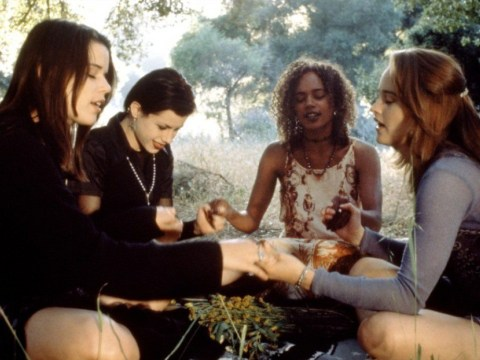 Turns out the 'remake' of The Craft isn't exactly what we all thought it would be