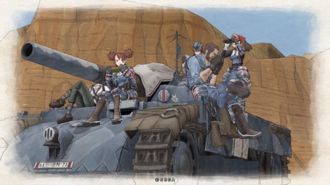 Valkyria Chronicles Remastered (PS4) - if at first you don't succeed...