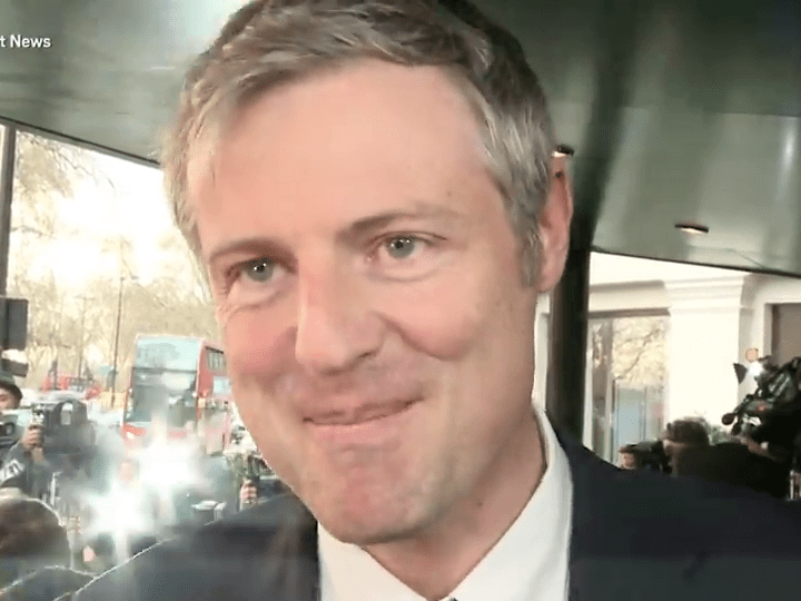 'Bollywood fan' Zac Goldsmith can't name a single film or actor