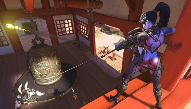 Overwatch porn searches jump 817% as Blizzard's sex appeal soars Credit: Blizzard Entertainment