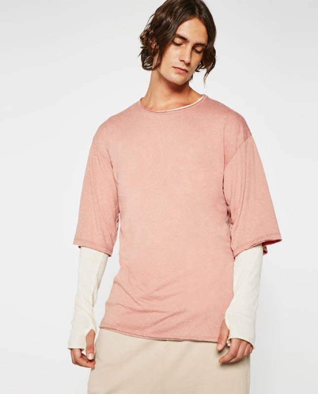 f04caf4a483 Zara s Streetwise collection has been accused of ripping off YEEZY ...