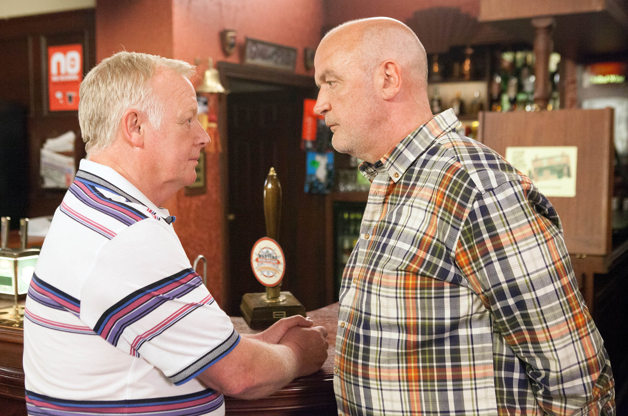 Coronation Street spoilers: Pat Phelan KILLS Michael Rodwell? Shock exit for Les Dennis' character