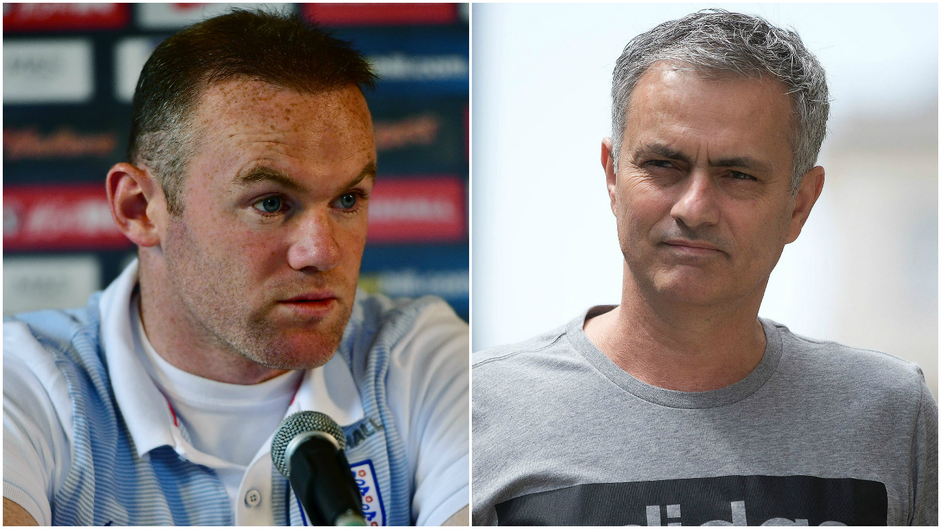 Wayne Rooney hails new Manchester United boss Jose Mourinho as 'one of the best managers in the world'