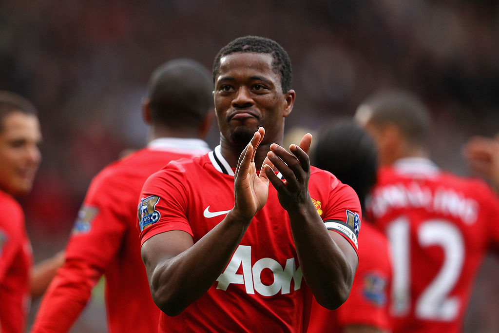 Patrice Evra tells Manchester United fans he misses them in Instagram post