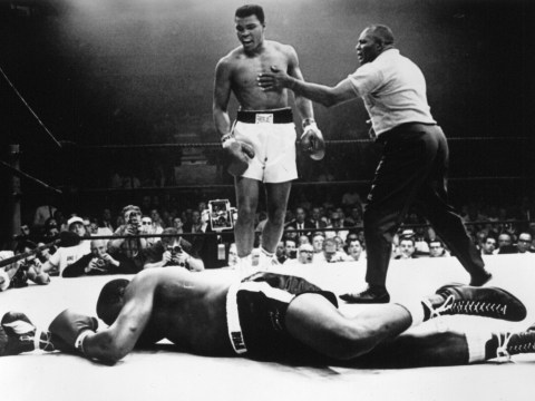 Muhammad Ali's legendary boxing career in pictures