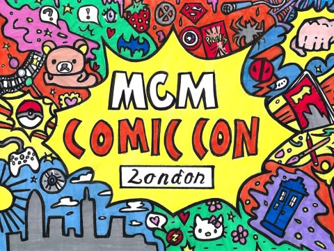 In pictures: Here's what happened at London's Comic Con 2016