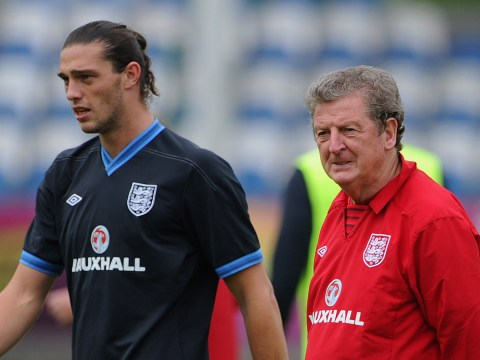 England's forgotten man Andy Carroll makes subtle dig at Roy Hodgson after Slovakia match