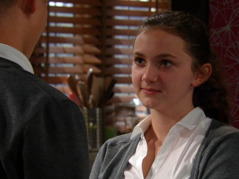 Emmerdale spoilers: Gabby Thomas PREGNANT!? Shock in store for Ashley and Laurel