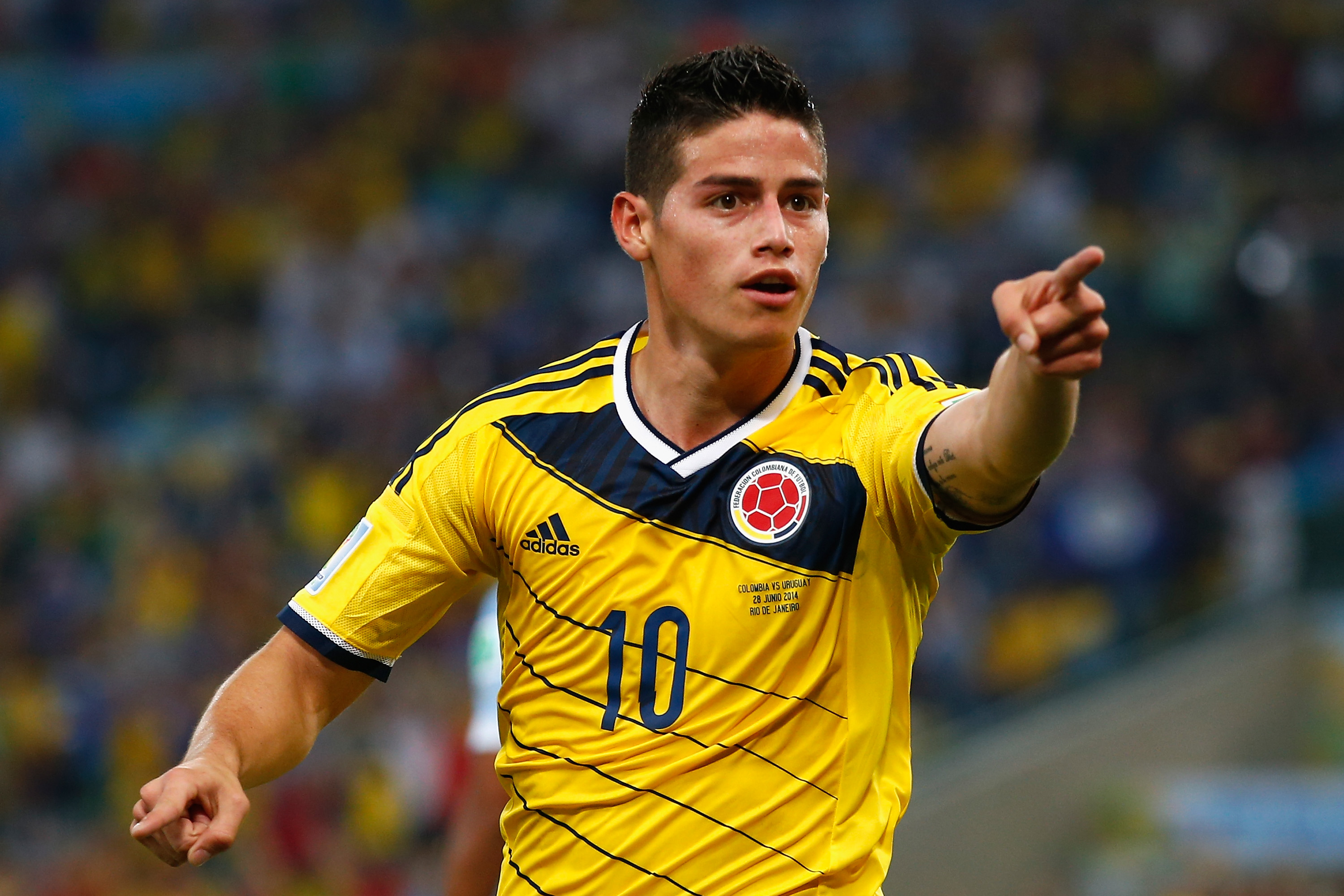 Should Manchester United sign Real Madrid's James Rodriguez in this summer's transfer window?