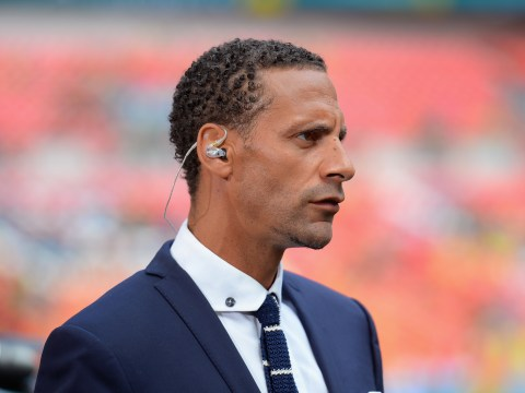 Manchester United legend Rio Ferdinand eager for England role