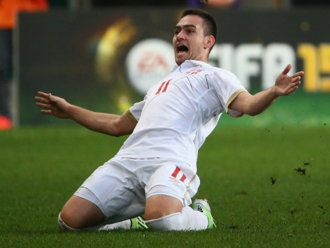 Andrija Zivkovic snubs Liverpool transfer to sign for Benfica
