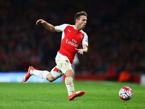 Nacho Monreal outed by Arsenal team-mate Hector Bellerin as always being late for training
