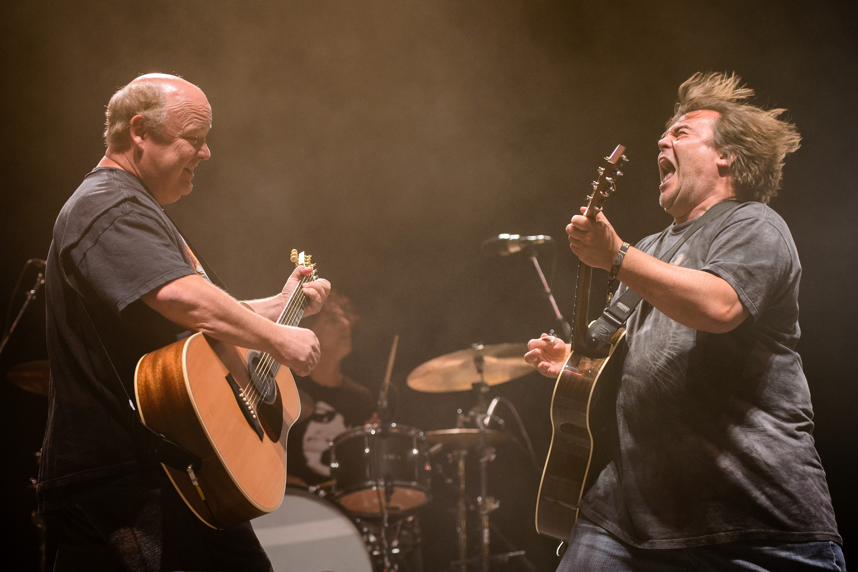 Tenacious D were not impressed with their Twitter account being hacked