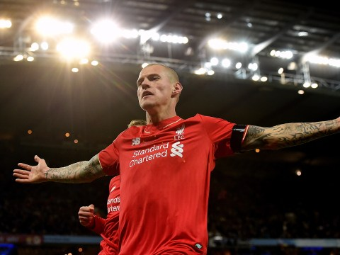 Middlesbrough keen to seal transfer of Liverpool defender Martin Skrtel