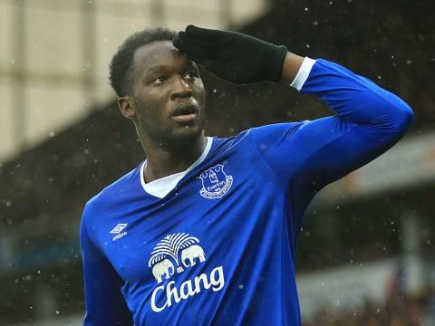 Everton striker Romelu Lukaku insists he's one of the best strikers in the world