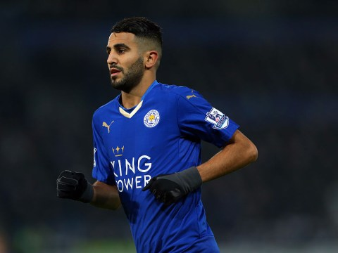 Arsenal clear to sign Riyad Mahrez as Leicester City winger decides to leave the Foxes