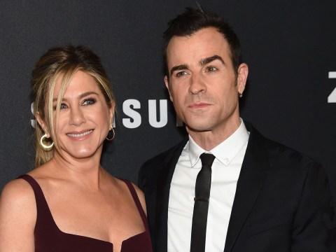 Jennifer Aniston's husband Justin Theroux calls Angelina Jolie and Brad Pitt's divorce 'terrible'