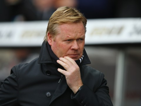 Ronald Koeman agrees terms to be named Everton manager this weekend