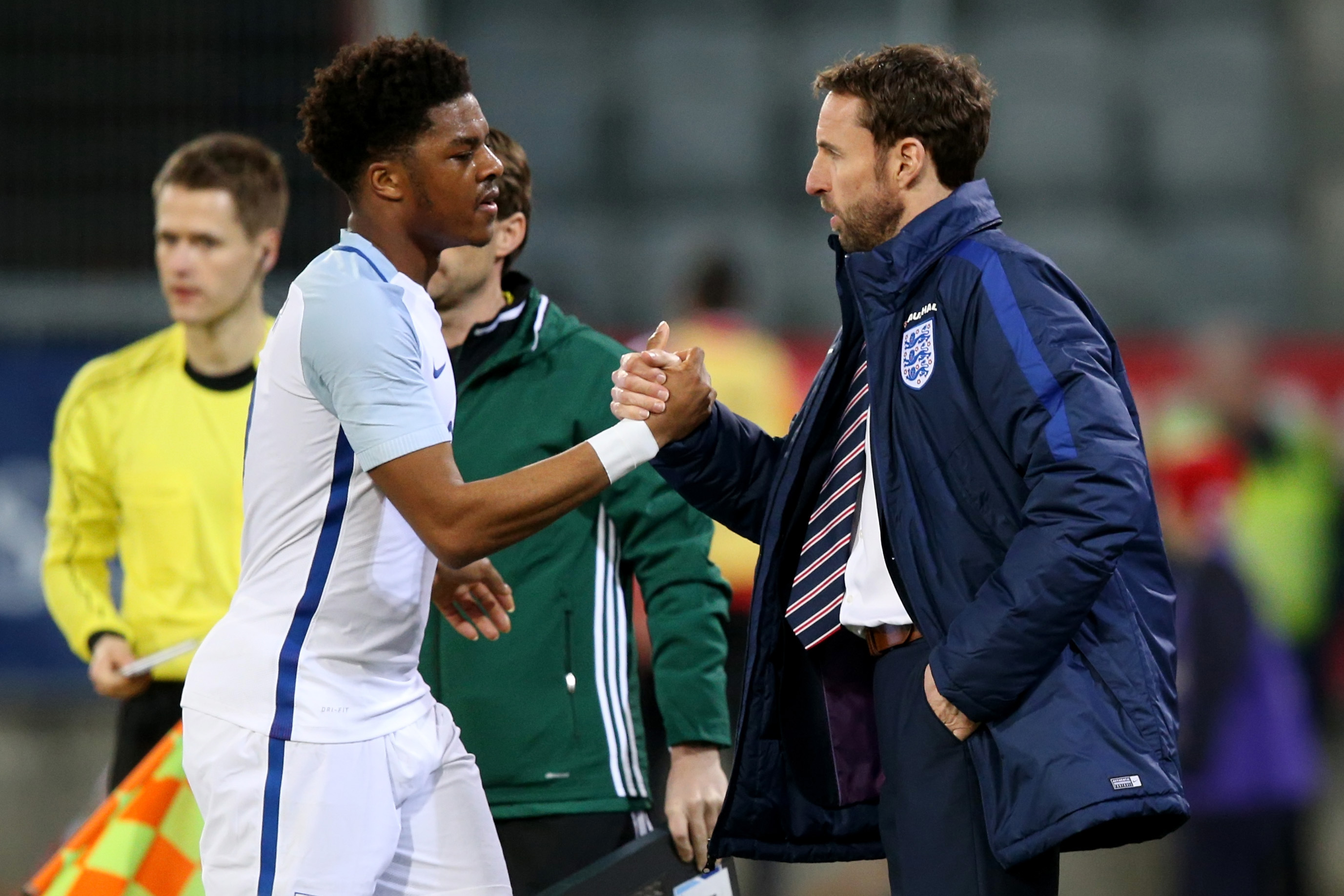 How can Gareth Southgate be the next England manager with speeches like this?