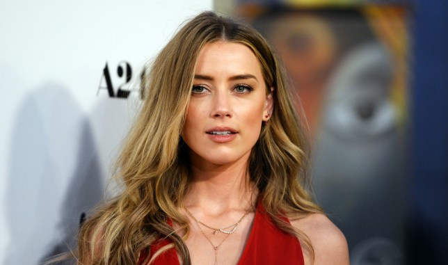 Amber Heard plays Mera (Picture: WireImage)