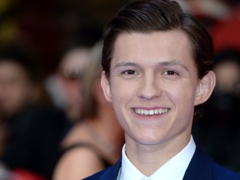 New Spider-Man Tom Holland may have just taken the greatest Marvel selfie ever