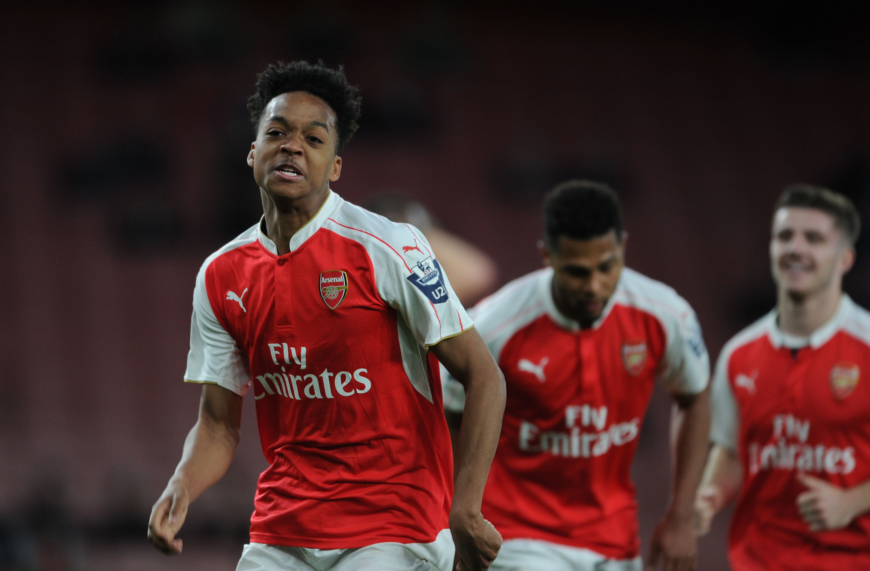 Is Chris Willock the next talented youngster to break into Arsenal's first team?
